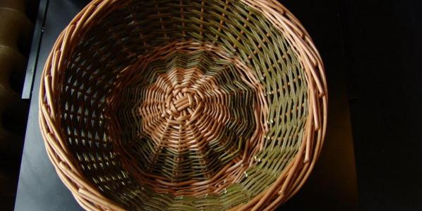 Basket Weaving Types : Basket weaving