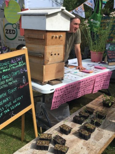 Bee Wild at Walthamstow Garden Party