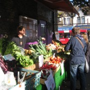 Our Market Stalls
