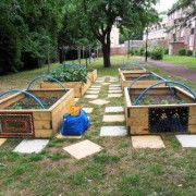 Gardens we've supported