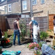 Routes to working as a community gardener