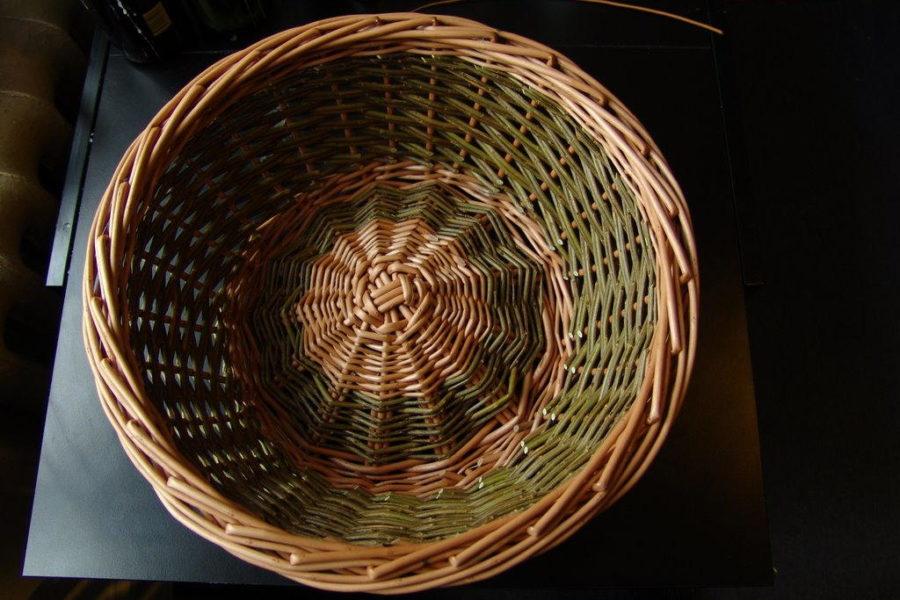 Basket Weaving Materials Canada : Basket weaving organiclea a workers cooperative